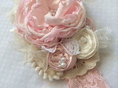Blissful Pink by Cozette Couture by CozetteCouture on Etsy