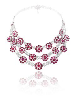 Chopard High Jewellery Ruby and Diamond Necklace