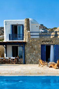 Cleo : Kanalia : Mykonos Villas - Greece Villas