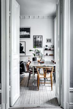 via heavywait - modern design architecture interior design home decor & Living Area, Living Spaces, Living Room, Style At Home, Pastel Home Decor, Interior Styling, Interior Design, Space Interiors, Scandinavian Interior
