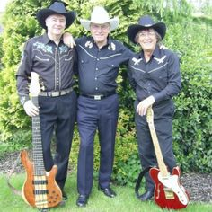 Check out Gunsmoke on ReverbNation - GUNSMOKE are a country music trio hailing from South Yorkshire, England. Their line up consists of John on lead vocals, Ray on bass guitar and Richard on lead guitar. #bellejarrecords