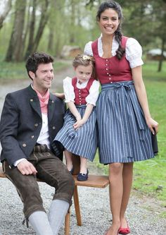 dirndl mom daughter patterns - Google Search