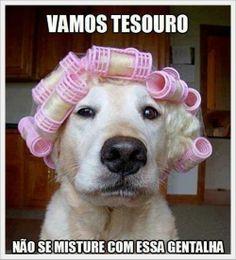 Mensagens para Facebook - Vamos tesouro, não se misture com essa gentalha - Dona Florinda - Chaves
