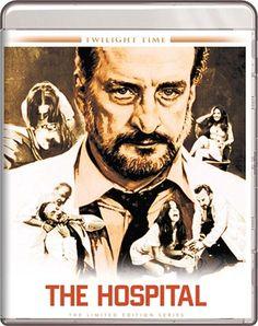 The Hospital - Blu-Ray (Twilight Time Ltd. Region Free) Release Date: December 6, 2017 (Screen Archives Entertainment U.S.)