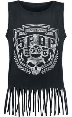 Miksi tyytyä perusmalliin, kun EMP.ltä saat jotain paljon parempaa? Hieman erilainen Five Finger Death Punch -paita! => http://www.emp.fi/art_314017/?wt_mc=sm.pin.314017.13072015