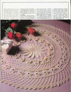 Magic Crochet Nº 81 (1992) - Nadia Petrowa - Picasa Web Albums