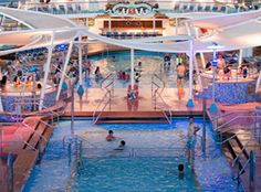 Meet the newly reimagined Majesty and Empress of the Seas, on tropical getaways to the Caribbean and Bahamas departing from Florida ports.