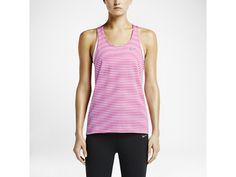 Nike Tailwind Stripe Women's Running Tank Top
