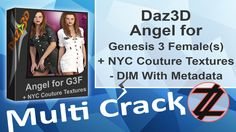 Daz3D Angel for G3F(s) + NYC By_ Zuket Creation Direct Download Here !!! http://multicrackk.blogspot.com/2015/12/daz3d-angel-for-g3fs-nyc.html