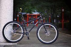 "kinkicycle: "" SURLY 1×1 by jun-ta Via Flickr: """