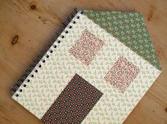 """IONA BINDING - Handmade notebook measures 8,26"""" x 11,81"""". Covered with Carta Varese paper."""