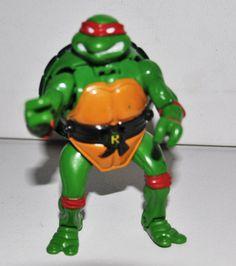 1992 Teenage Mutant Ninja Turtles Raphael Figure
