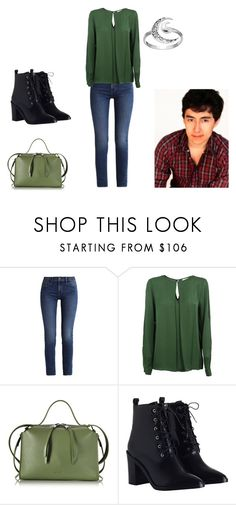 """""""Kelly Lahote - Chapter 5"""" by gothamite ❤ liked on Polyvore featuring Calvin Klein, MICHAEL Michael Kors, Jil Sander, Zimmermann and Primrose"""
