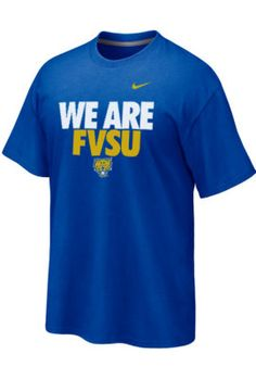 Product: Nike Fort Valley State University 'We Are FVSU' T-Shirt
