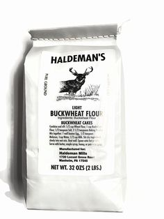 Haldeman's Light Buckwheat Flour, 32 Oz. (2 Lb.) Package -- New and awesome product awaits you, Read it now  : Fresh Groceries