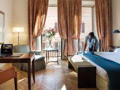 Rose Garden Palace Hotel Rome, Italy