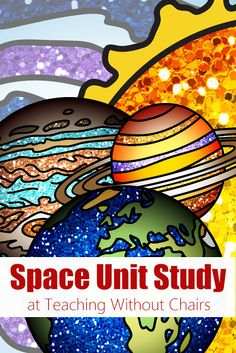 Homeschool Space Unit Study: Scientific Experiments with Venus Clouds Teaching without chairs – - New Sites Third Grade Science, Elementary Science, Science Experiments Kids, Science For Kids, Science Activities, Science Space, Earth Science, Science Labs, Enrichment Activities