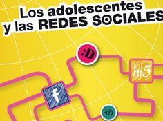 Redes Sociales y Adolescentes. Documento del Ministerio de Educación de la R. Argentina.  Para leer el documento hace clic en VISITAR!