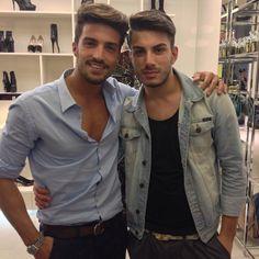 Mariano Di Vaio Male Model Names, Male Models, Man 2 Man, Hunks Men, Cute Gay Couples, Stylish Boys, Raining Men, Hair And Beard Styles, Gorgeous Men