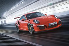 2016 Porsche 911 GT3 RS Breaks Cover: This is Finally It