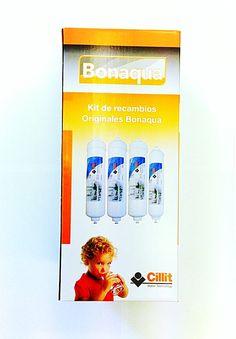 Recordaros que disponemos de recambios para osmosis Cilit Bonaqua