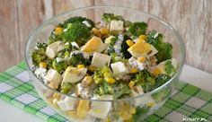 Sałatka przekąskowa Potato Salad, Potatoes, Ethnic Recipes, Food, Salads, Potato, Essen, Meals, Yemek