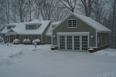 A Jennifer Double Garage Door Design Made By Frenchporte Make Doors That Look Like French
