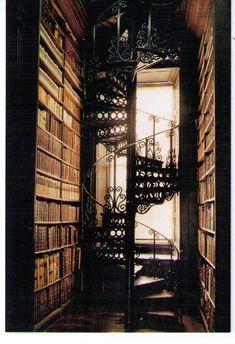 bibliotek ja tack!