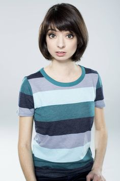 The very small Kate Micucci.