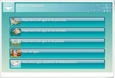 """""""El agua es importante"""" (Aplicación interactiva de Ciencias Sociales de Primaria) Socialism, Teaching Resources, Environment, Science Area, Interactive Activities, Social Science"""