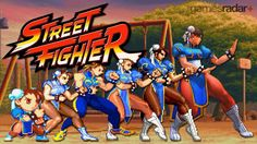 Street Fighter evolution Ryu And Chun Li, Street Fighter Alpha 3, Gamer 4 Life, World Of Warriors, Fighting Games, Cartoon Art, Video Games, Evolution, Arcade
