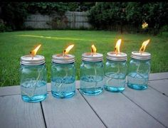 Homemade Mosquito Repellent Lamps | Clean Food Living