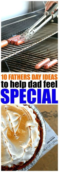 10 Fathers Day Ideas to Help Dad Feel special this fathers day - Kids Fathers Day Gifts, Fathers Day Brunch, Gifts For Kids, Diy Father's Day Gifts, Father's Day Diy, Brunch Decor, Brunch Ideas, Dinner Ideas, Crafts For Kids To Make