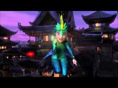 Rise of the Guardians - Tooth Fairy - Children's Oral Health