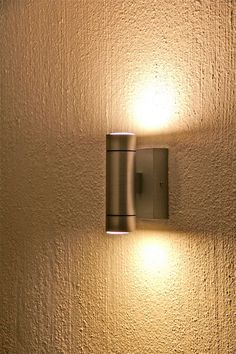 LED Wall Lamp - Wall Light by Hadeda on Etsy
