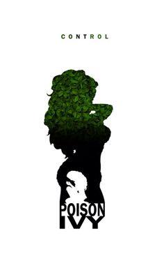 Poison Ivy - Control by Steve Garcia