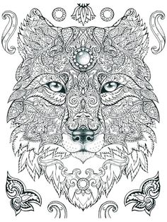 Hard Coloring Pages To Print Below Is A Collection Of Hard Image Coloring Page Which You Can Do Animal Coloring Pages Dog Coloring Book Dolphin Coloring Pages