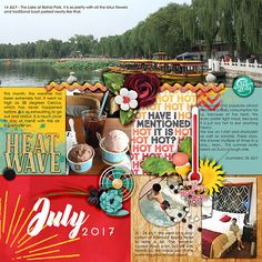 This Time of Year: August by Designs by Grace Lee at Sweet Shoppe Designs