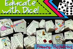 Fun and Learning with Dice!