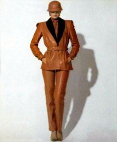 Ted Lapidus - L'officiel magazine 1979