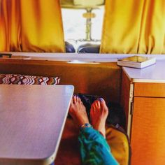 #VW #bus #RV #van #travel #vagabond #roadlife #roadtripusa #nomad #california #cars #vintage #classic #original #lilahum #movingintofreedom #tour #love #67so42 #instatravel #instadaily #travelforlife #volkswagon #gypsylivin #feet #permanentnomad #volkswagon #gowesty