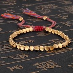 925 Sterling Silver Beads Lucky Red Rope with MONEY Charm – zenheavens Cheap Charm Bracelets, Thread Bracelets, Braided Bracelets, Bracelets For Men, Bangle Bracelets, Unique Bracelets, Diamond Bracelets, Copper Bracelet, Hand Made