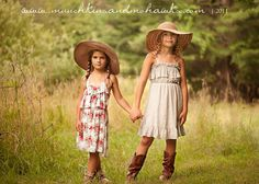 Oh goodness, this is adorable, love the outfits!/ munchkins and mohawks photography