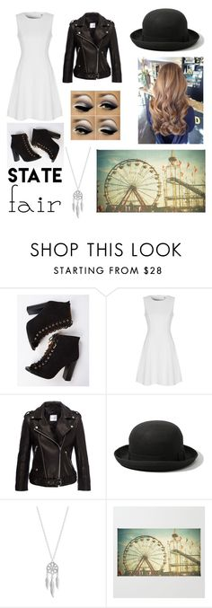"""""""Carnival"""" by alexx00 ❤ liked on Polyvore featuring True Decadence, Anine Bing, Abercrombie & Fitch, Lucky Brand, statefair and summerdate"""