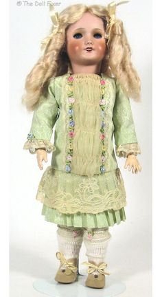 Cute doll with that French look