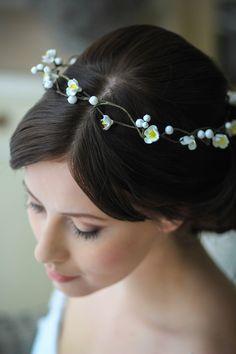 floral crown, веночек, цветочный венок