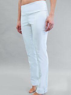 Cosmopolitan (White) JoFit Ladies Jo Slimmer Golf Pants  at #lorisgolfshoppe