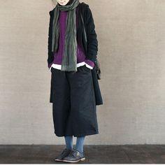 Black Cotton Hooded Linen Coat Causel Women Clothes