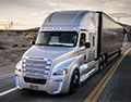 Quality commercial semi trucks for sale, turn to Freightliner Trucks. Our engineers work to bring you the most fuel-efficient, reliable semi trucks for sale. Nevada, Semi Trucks, Big Trucks, Robot Truck, Las Vegas, Daimler Ag, Freightliner Trucks, Automotive Photography, Automobile Industry