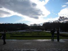 Palácio Schönbrunn - Viena